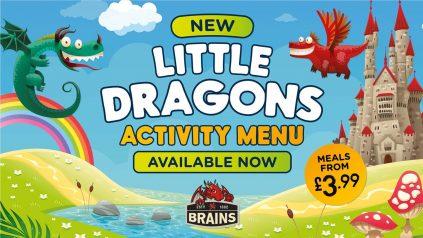 Salt Little Dragons