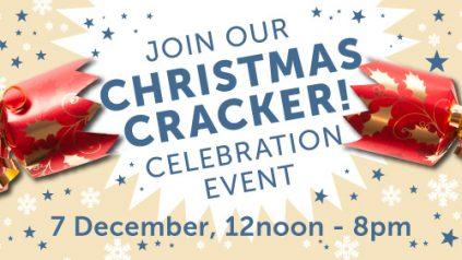 Christmas Cracker Celebration Event