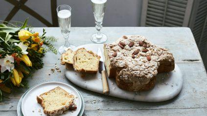 Retail Easter Columba Cake