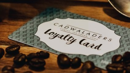 cadwalders loyalty card