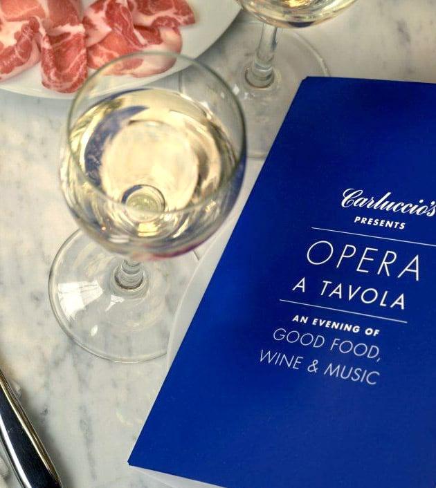 Opera Emporia at Carluccio's