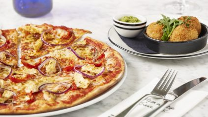 Pizza Express Father's Day