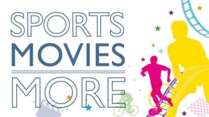 sports movies more at mermaid quay