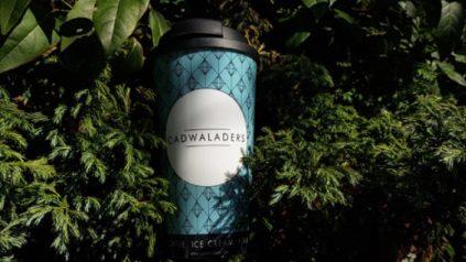 cadawalders cup in greenery