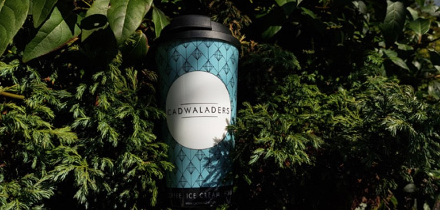 cadawalders cup in greenery