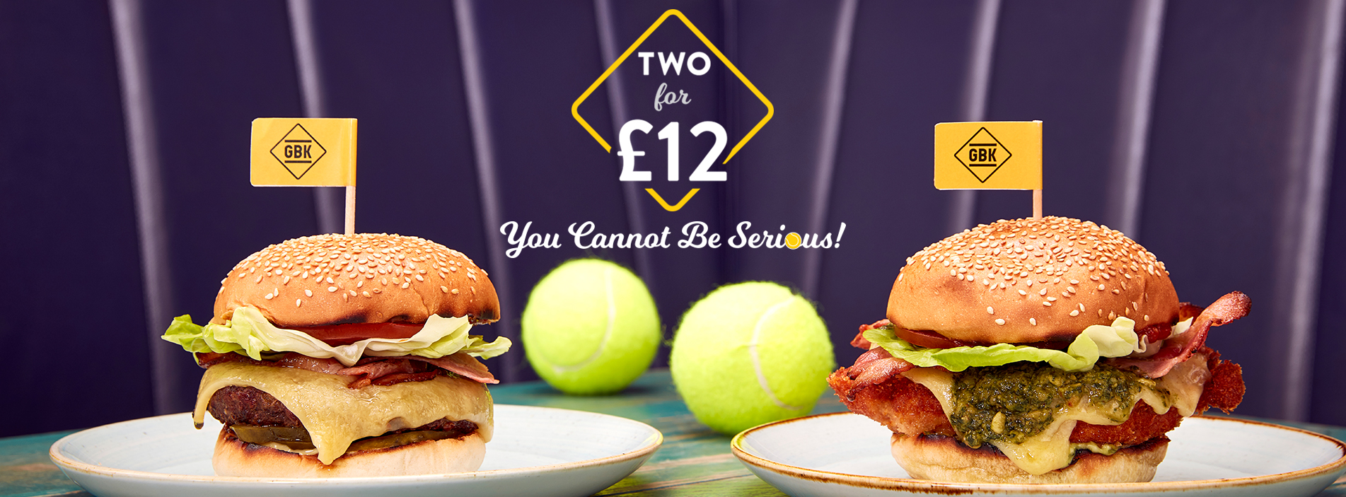 two for one gbk promotion