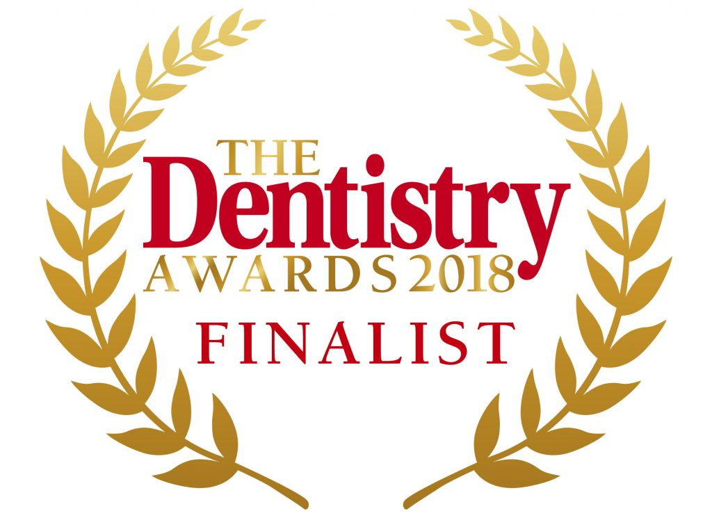 Image result for the dentistry awards 2018 logo
