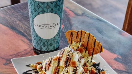 Cadwaladers Spice Latte