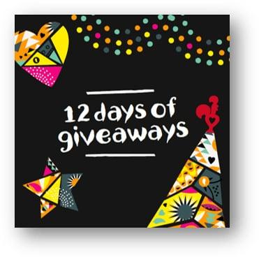 Nandos 12 days of giveaways