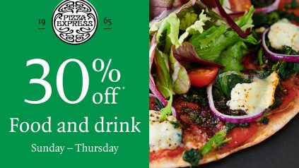PizzaExpress January Offer