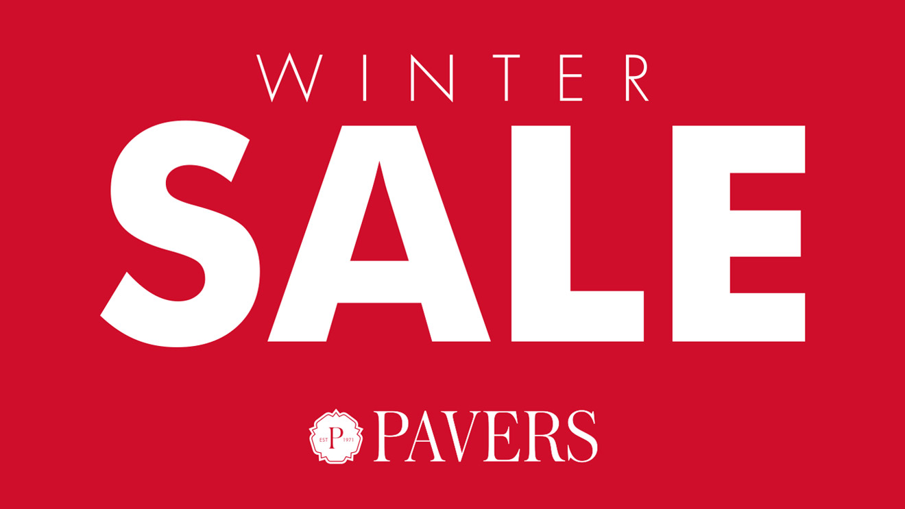 Pavers Sale